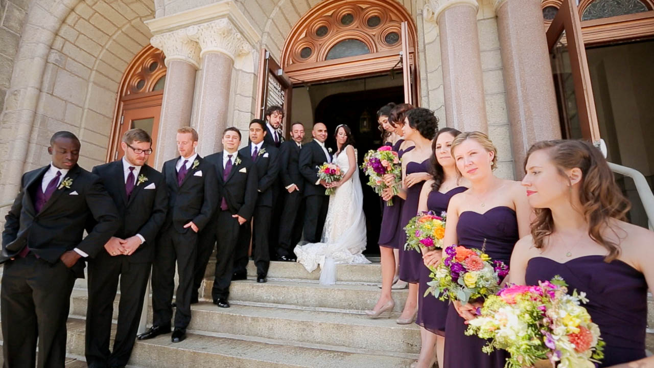 The Color Purple for Fall: : 2013 Wedding Trends | Videography ...